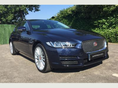 Jaguar XE Diesel Saloon 2.0d [240] Portfolio 4dr Auto AWD Rear Camera + Pan Roof