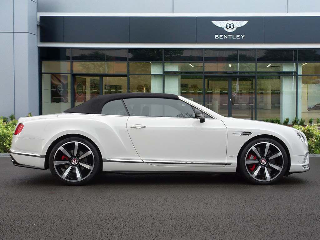 Bentley Continental 4.0 GTC V8 S Auto 4WD 2dr