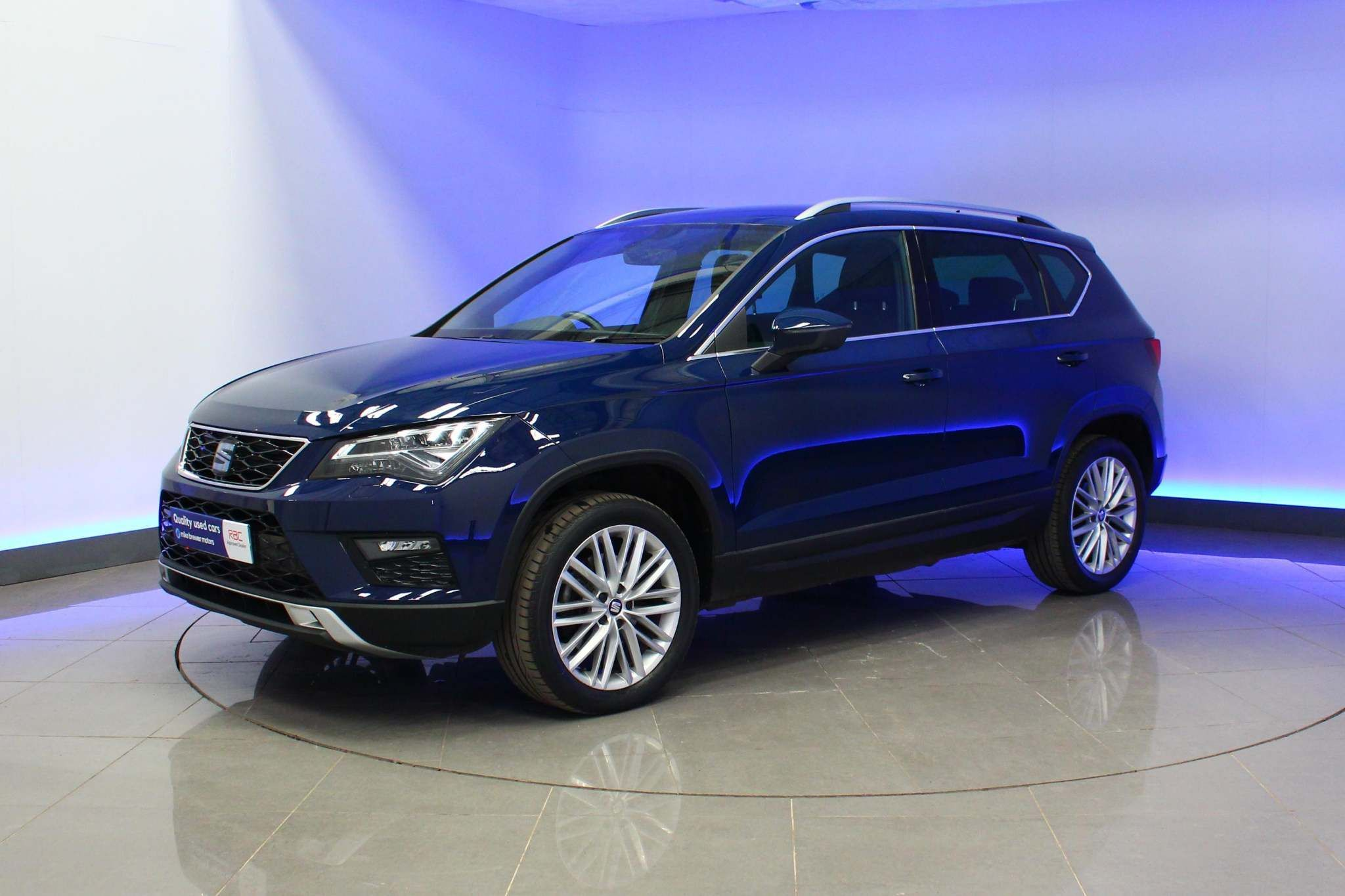 Used  SEAT Ateca XCELLENCE