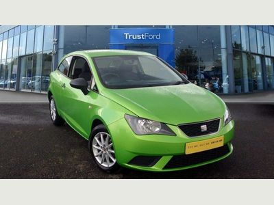SEAT Ibiza 1.2 S 3dr [AC], STRIKING COLOUR, SERVICE WORK JUST CARRIED OUT, LOW RATE FINANCE AVAILABLE, TAKE ME HOME TODAY @ TRUSTFORD MALLUSK 02890 837700
