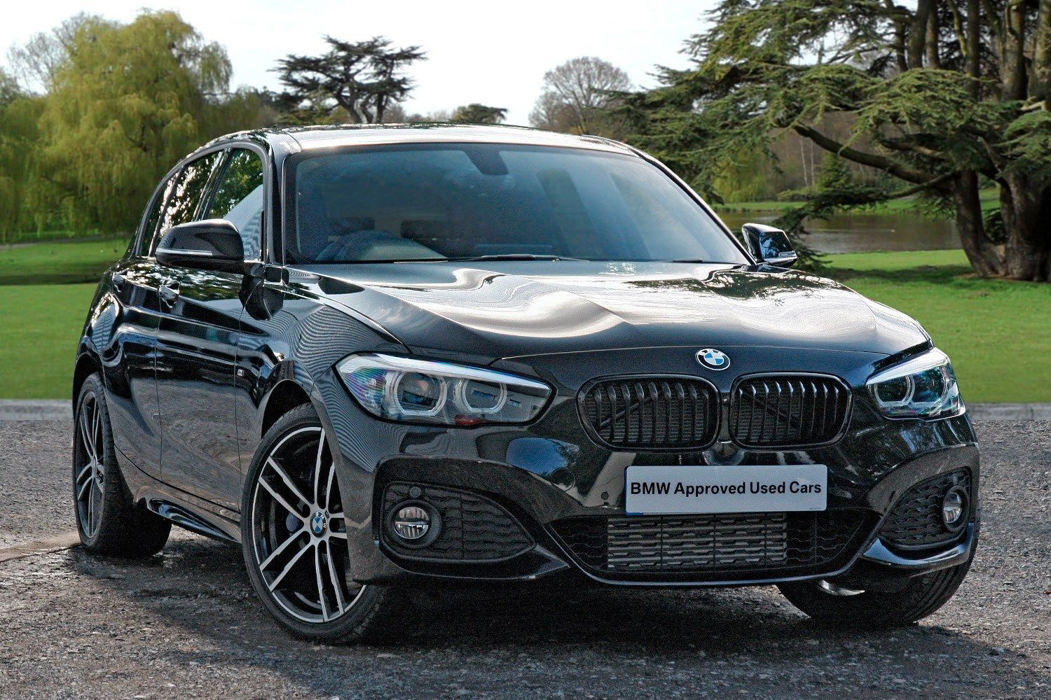 BMW 1 Series 120d xDrive M Sport Shadow Edition 5door 2.0 Leather