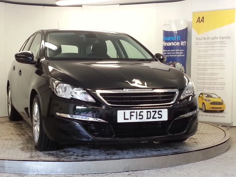 Used Peugeot 308 HDI SW ACTIVE