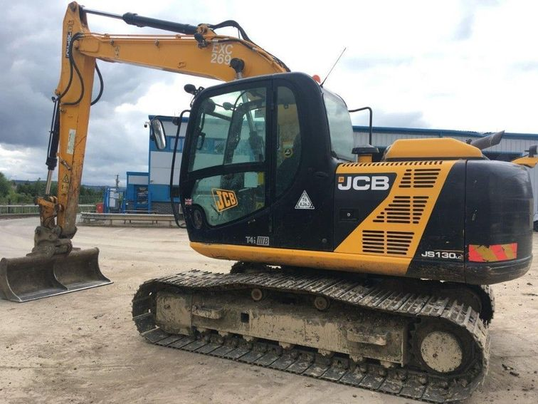 2014 JCB JS130 LC in OSWESTRY | Auto Trader Plant