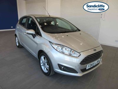 Ford Fiesta 1.25 82 Zetec 5 door DAB BLUETOOTH 1 OWNER