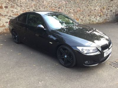 BMW 3 SERIES 2.0 318I M SPORT 2dr LOW MILES + HIGH SPEC 13 PLATE