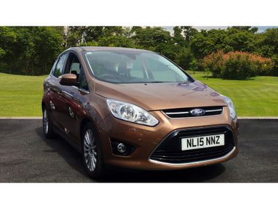 Ford C-Max 1.6 Tdci Titanium 5Dr Diesel Estate MOTABILITY MAINTAINED