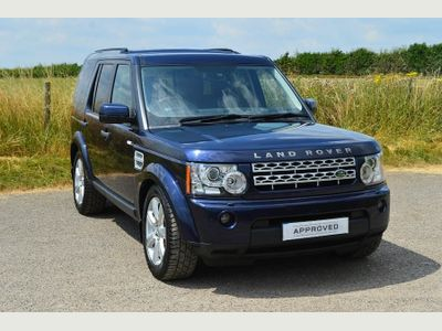 Land Rover Discovery 3.0 SDV6 (256hp) XS 5dr 7 SEATS + CONVENIENCE