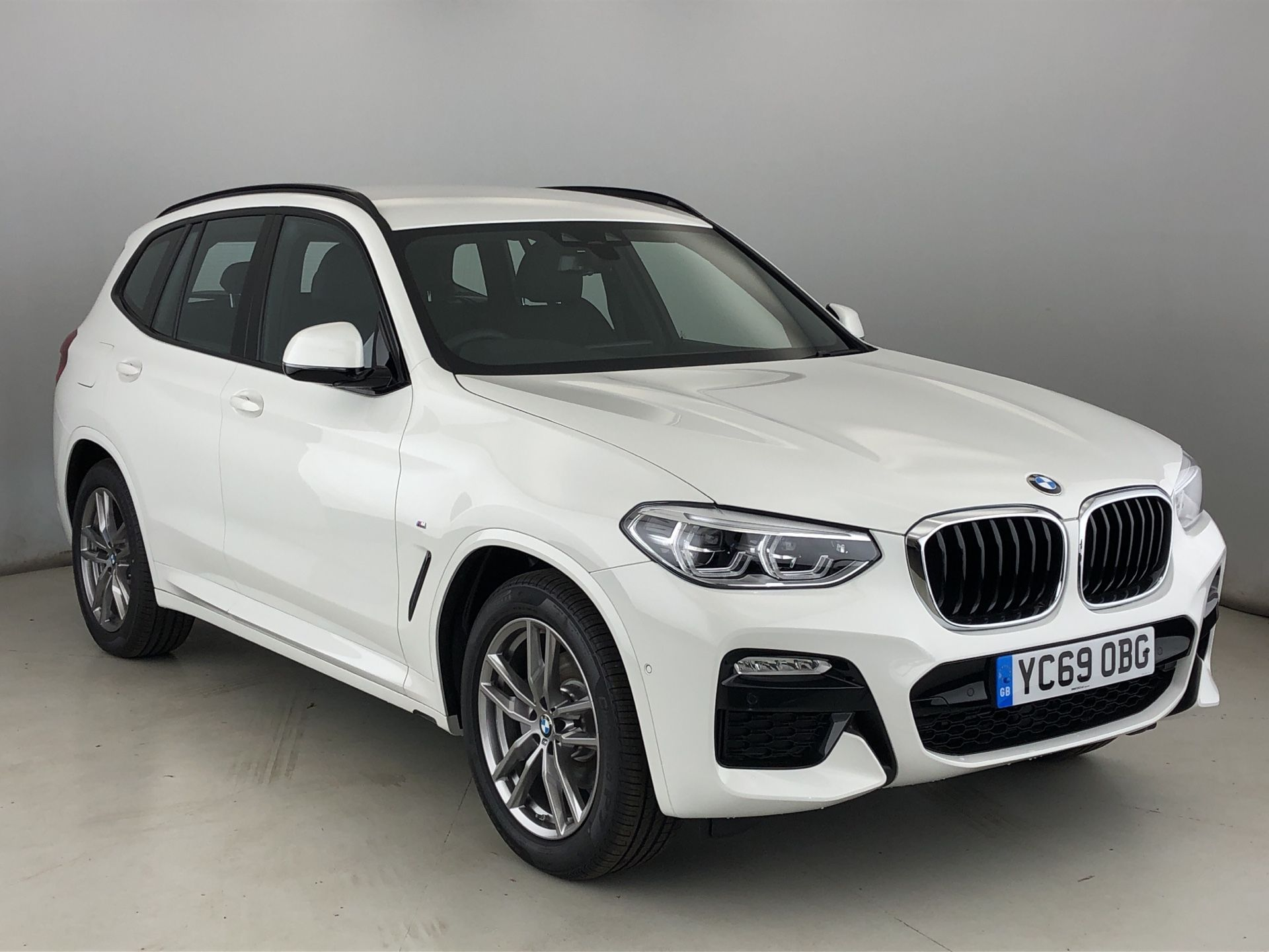 BMW X3 Series X3 xDrive20d M Sport 2.0 5dr Delivery Miles