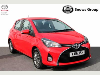 Toyota Yaris 1.33 VVT-i Icon 5-Dr 5dr 0% Finance available*