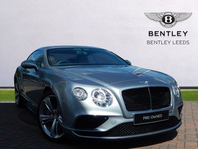 Bentley Continental Gt V8S Mulliner Driving Specification, Sports Exhaust 4.0 2dr Sports Exhaust, Mulliner DS