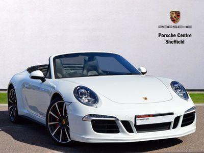 Porsche 911 Carrera 4S Cabriolet 2dr ParkAssist -BOSE -heated seats