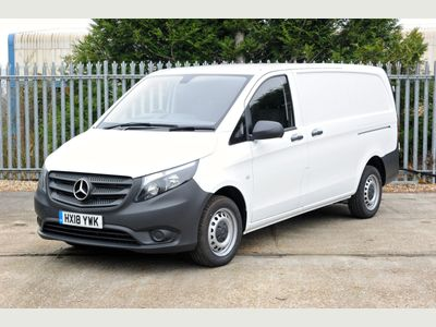 Mercedes-Benz Vito 111 CDI 1.6 Available from 23rd July