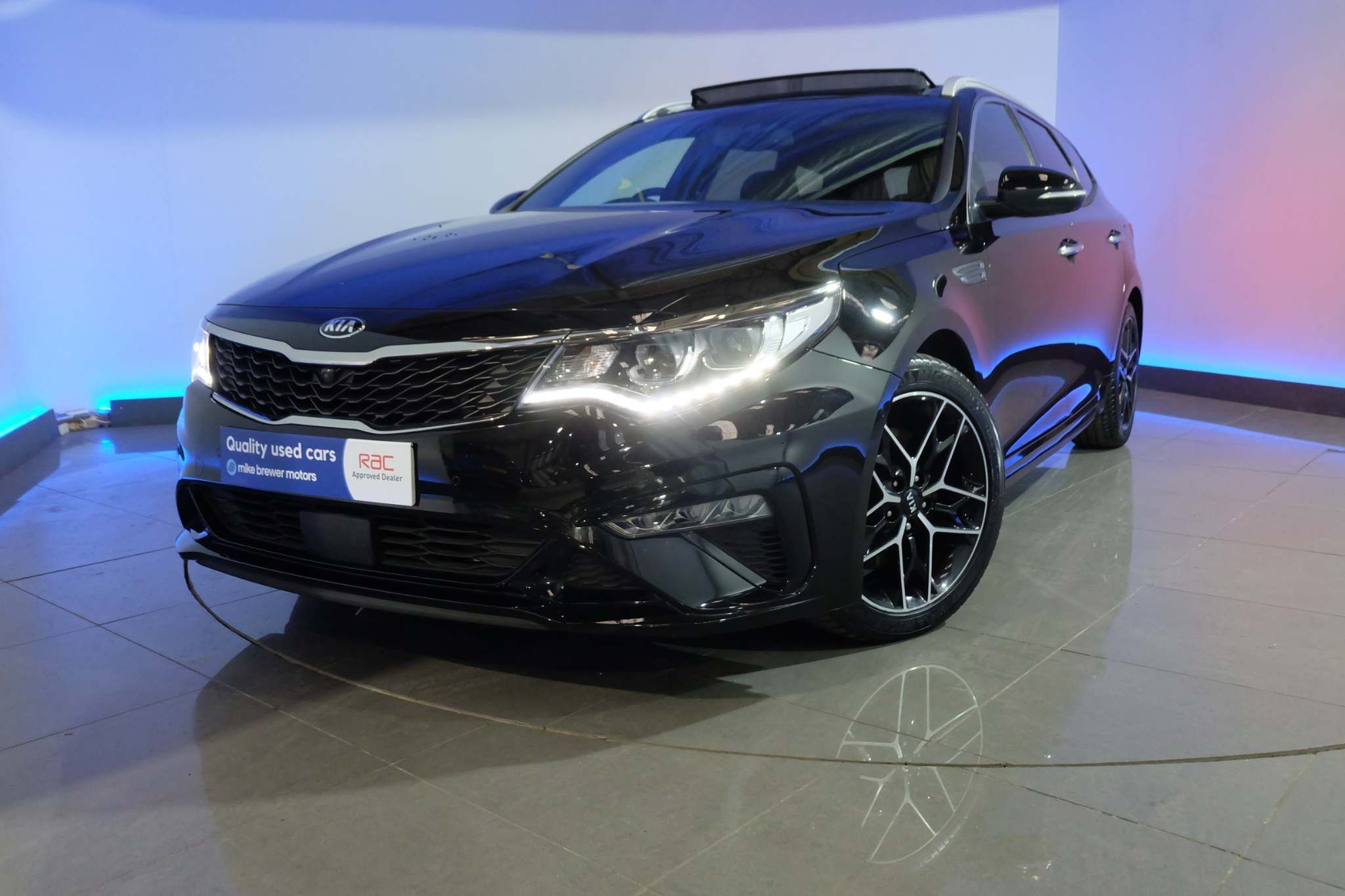 Used Kia Optima 1.6 Crdi Gt-Line S Sportswagon Dct (s/s) 5dr