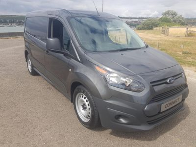 Ford Transit Connect 1.5 TDCi 75ps L2 Base Van 3 Years manufacture warranty