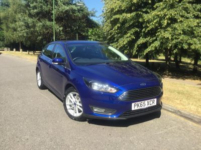 Ford Focus 1.0 EcoBoost Zetec 5dr £20 ROAD TAX - TOUCH SCREEN