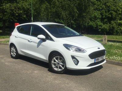 Ford Fiesta 1.0 EcoBoost Zetec 5dr APPLE CAR PLAY - AUTO LIGHTS