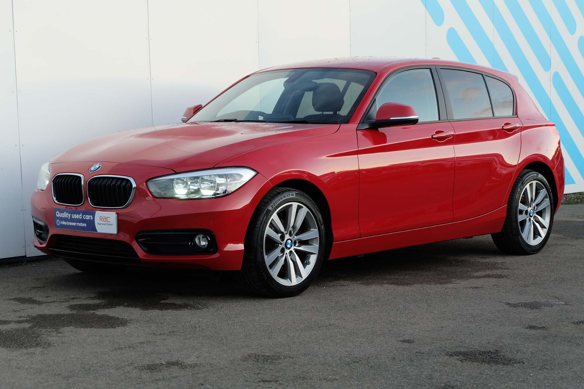 Used  BMW 1 Series Sport