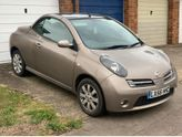 Used Nissan Micra C+C 1.6 Essenza