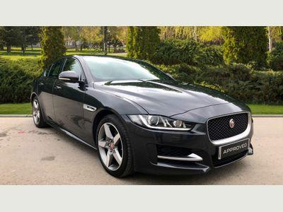 Jaguar XE 2.0d (180) R-Sport PREMIUM PAINT+REAR CAM+DAB+NAV