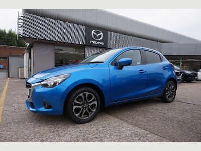 Mazda2 1.5 Sport Launch Edition (s/s) 5dr Full Service History