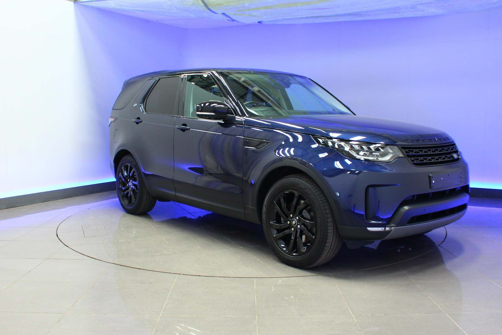 Used Land Rover Discovery 2.0 Sd4 Se Auto 4wd (s/s) 5dr