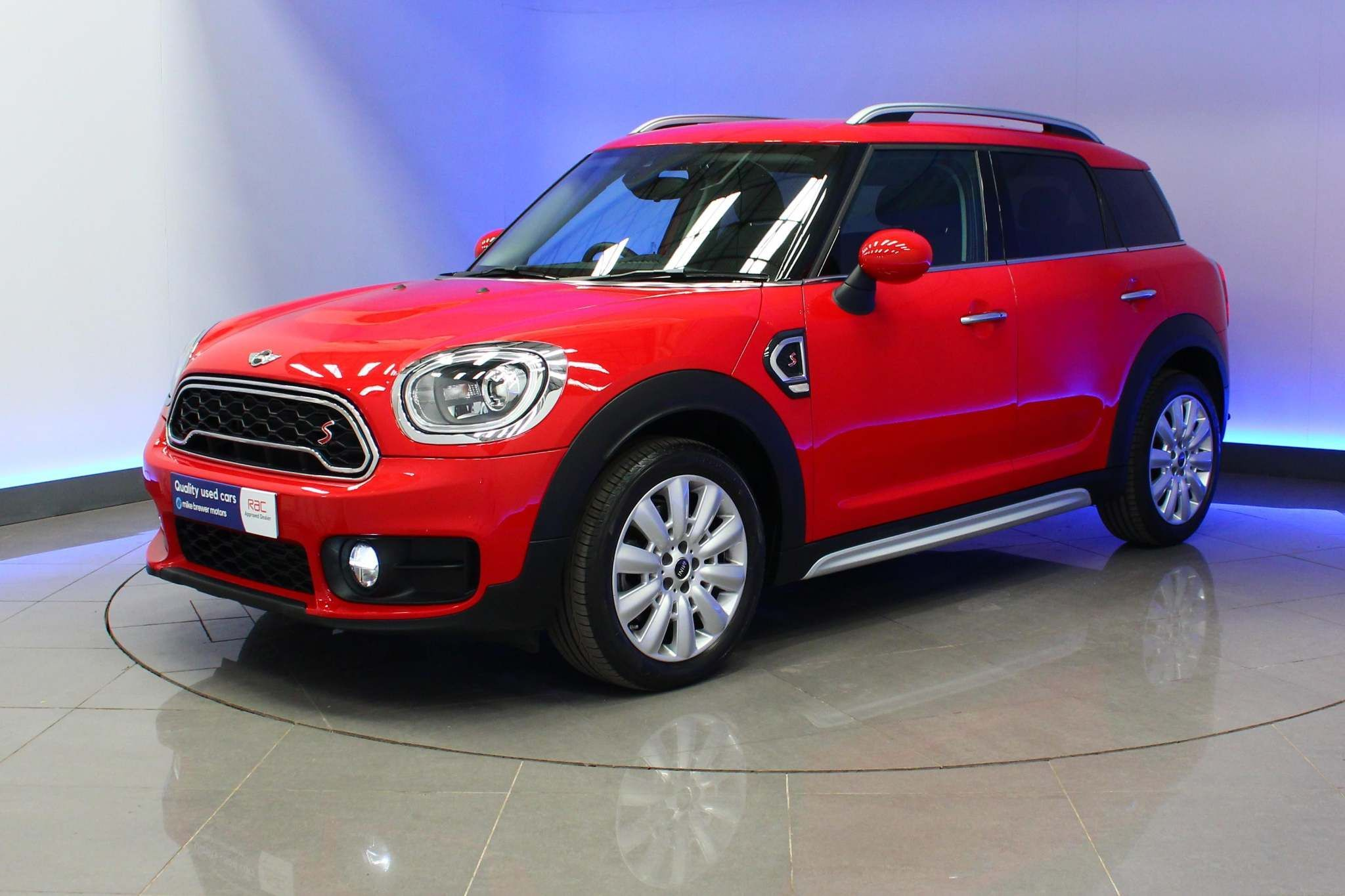 Used  MINI Countryman Cooper S