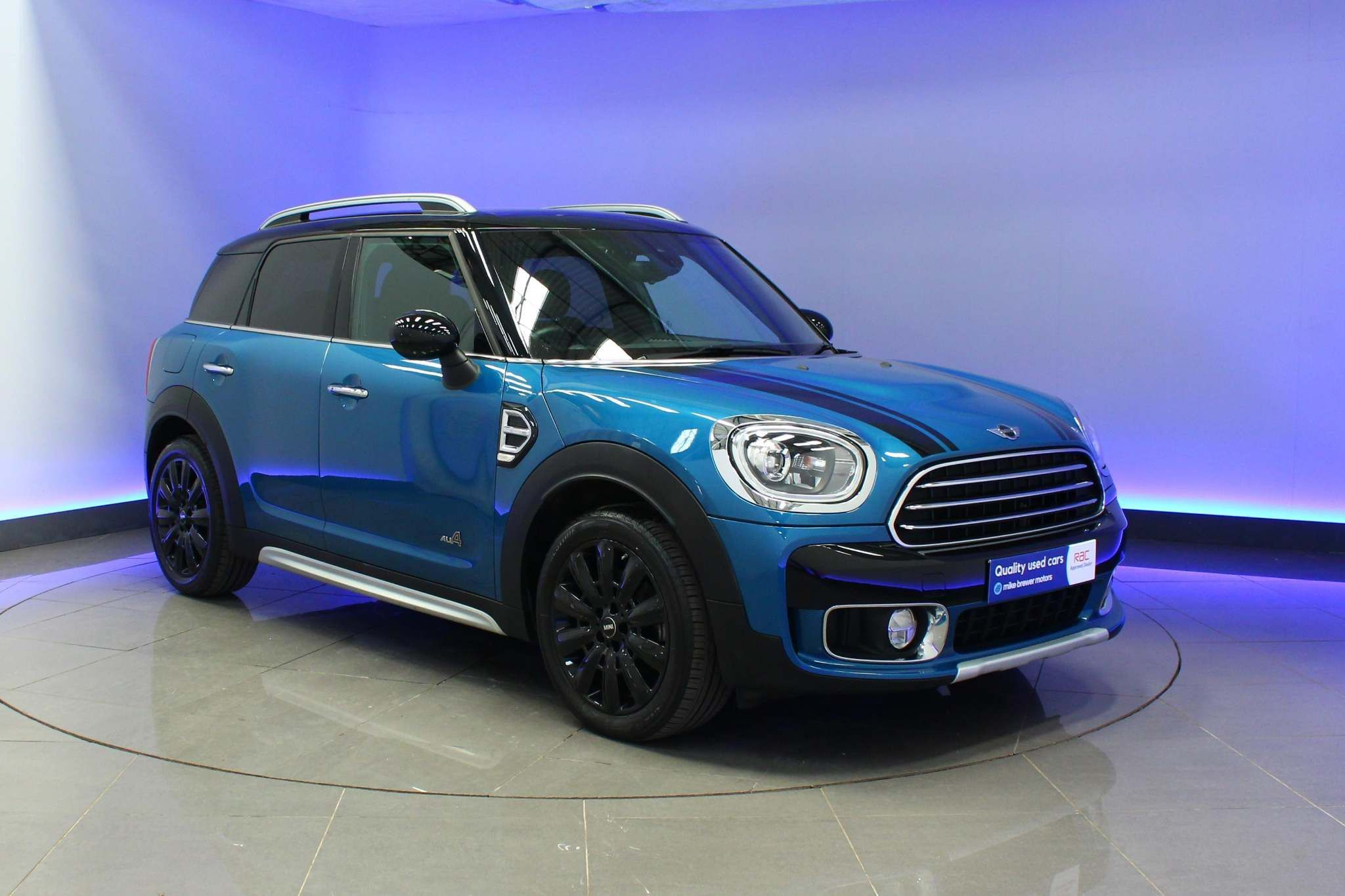 Used MINI Countryman 1.5 Cooper All4 (s/s) 5dr