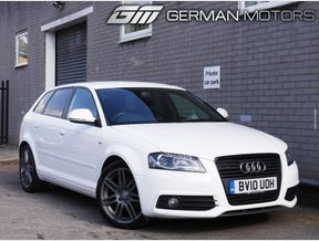 Audi A3 Black Edition used cars for sale on Auto Trader UK