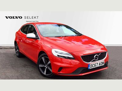 Volvo V40 T2 R-Design Manual Automatic LED Headlights, Bluetooth, Hill Start Assist 2.0 5dr Low Miles