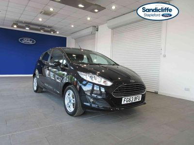 Ford Fiesta 1.25 82 Zetec 5 door HEATED SCREENS LOW MILEAGE