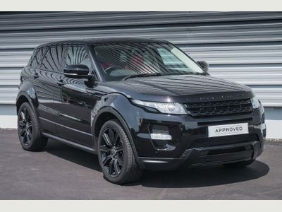 Land Rover Range Rover Evoque 2.2 SD4 (190hp) Dynamic LUX 5dr SLEEK EXTERIOR + EXTRA OPTIONS