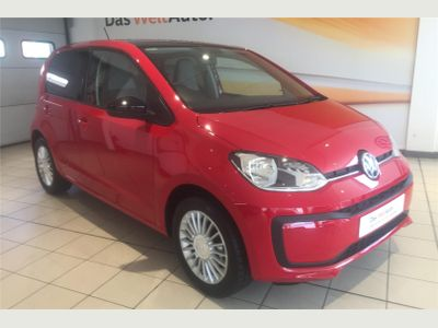 Volkswagen UP Hatchback 1.0 Move Up 5dr BLUETOOTH+ISOFIX+AIRCON+ESC