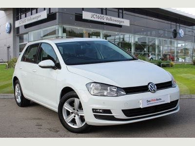 Volkswagen Golf 1.4 TSI 125 Match 5dr With adaptive cruise control