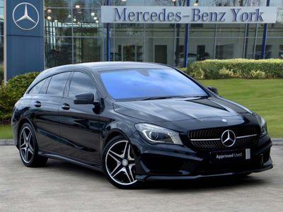Mercedes-Benz CLA 180 AMG Sport 5dr Tip Auto 1.6