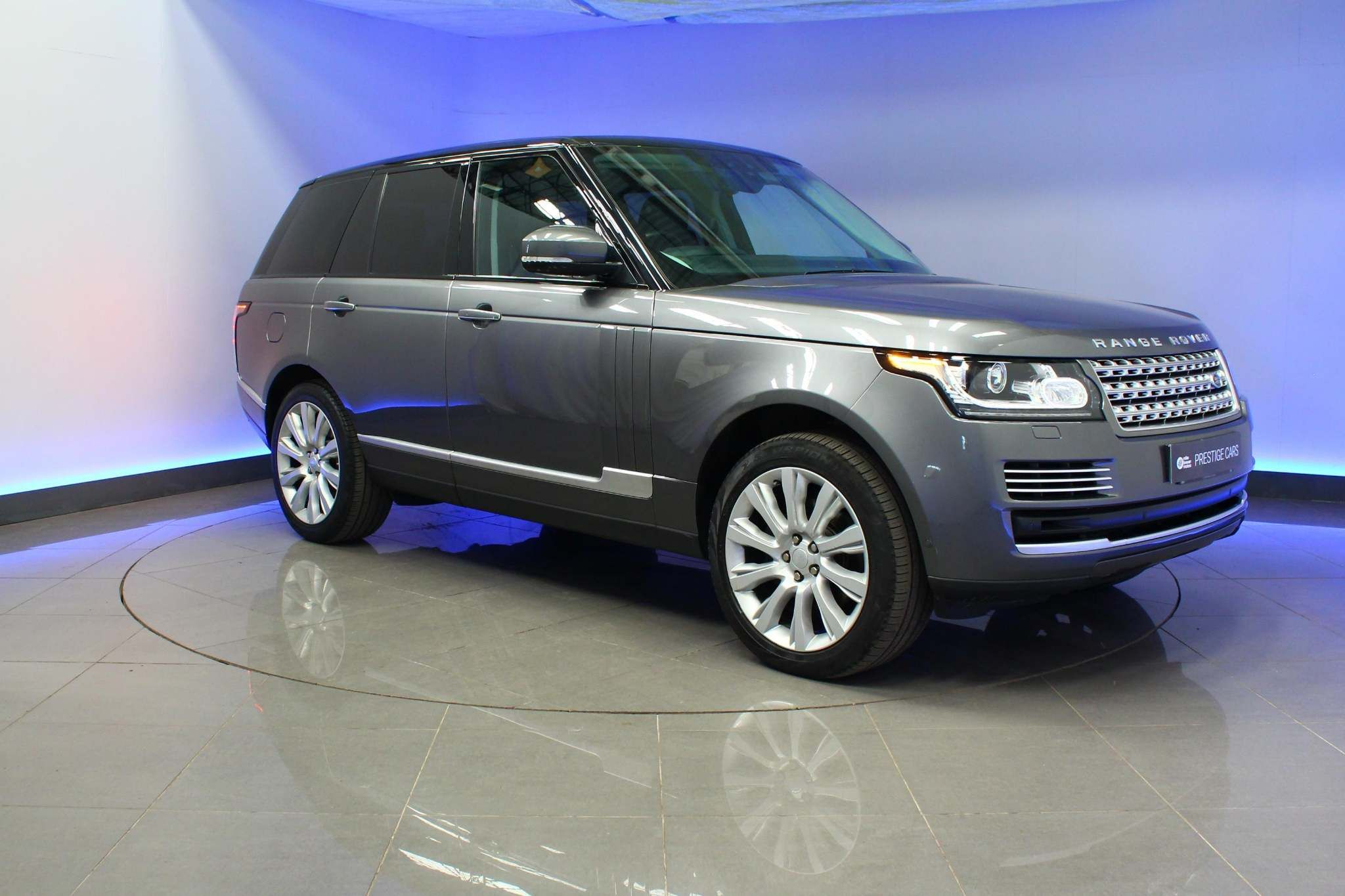 Used Land Rover Range Rover 3.0 Td V6 Vogue Se Auto 4wd (s/s) 5dr