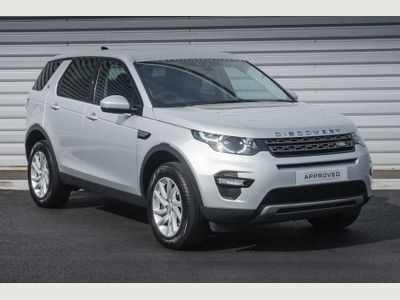 Land Rover Discovery Sport 2.0 TD4 (180hp) SE Tech 5dr SE TECH PACK