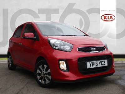 KIA Picanto 2 ECODYNAMICS 1.3 5dr LOW MILEAGE! 1 OWNER FROM NEW!