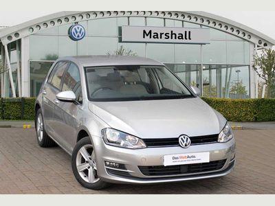 Volkswagen Golf 1.4 TSI Match 5dr DSG VERY LOW MILES/SENSORS/CRUISE