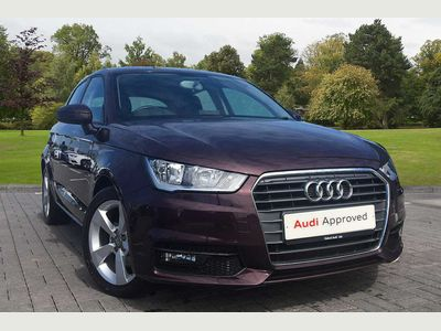 Audi A1 1.6 TDI Sport 5dr £1,960 OF UPGRADED EQUIPMENT