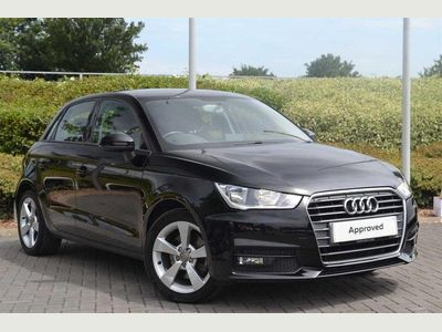 Audi A1 Sportback 1.6 TDI Sport (116PS) 5dr Very Low Mileage for Age!