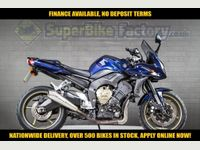 Yamaha FZ1 ALL TYPES OF CREDIT ACCEPTED 1000cc image