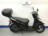 Honda Vision 110 Scooter 108cc image