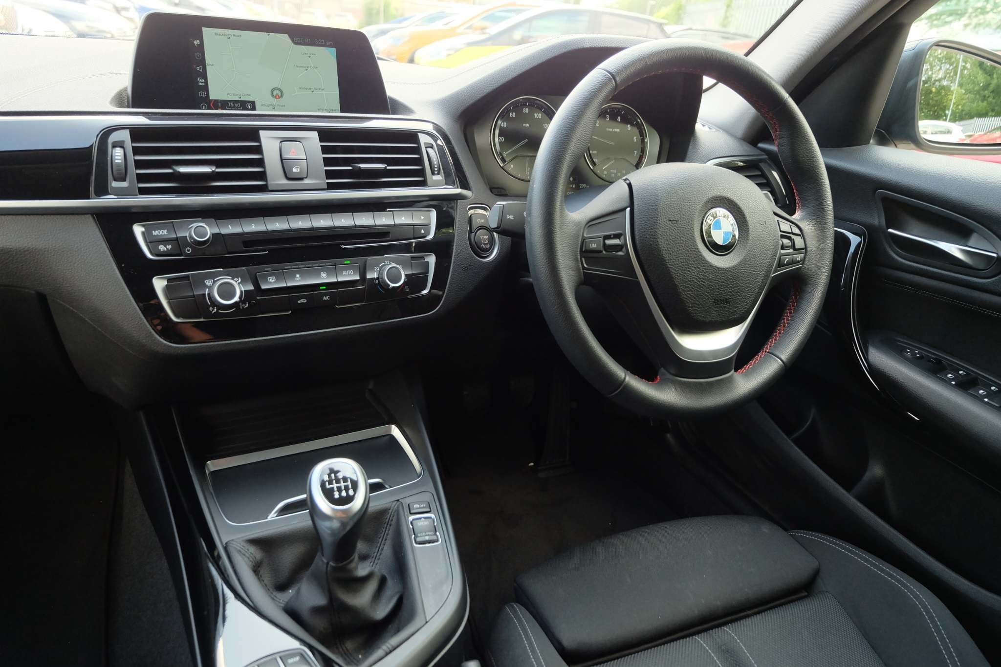 Used BMW 1 Series 1.5 118i Gpf Sport Sports Hatch (s/s) 5dr