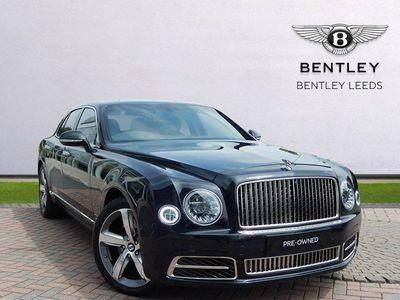 Bentley Mulsanne Speed 6.75 V8 Premier Specification 4dr Speed Premier Specification