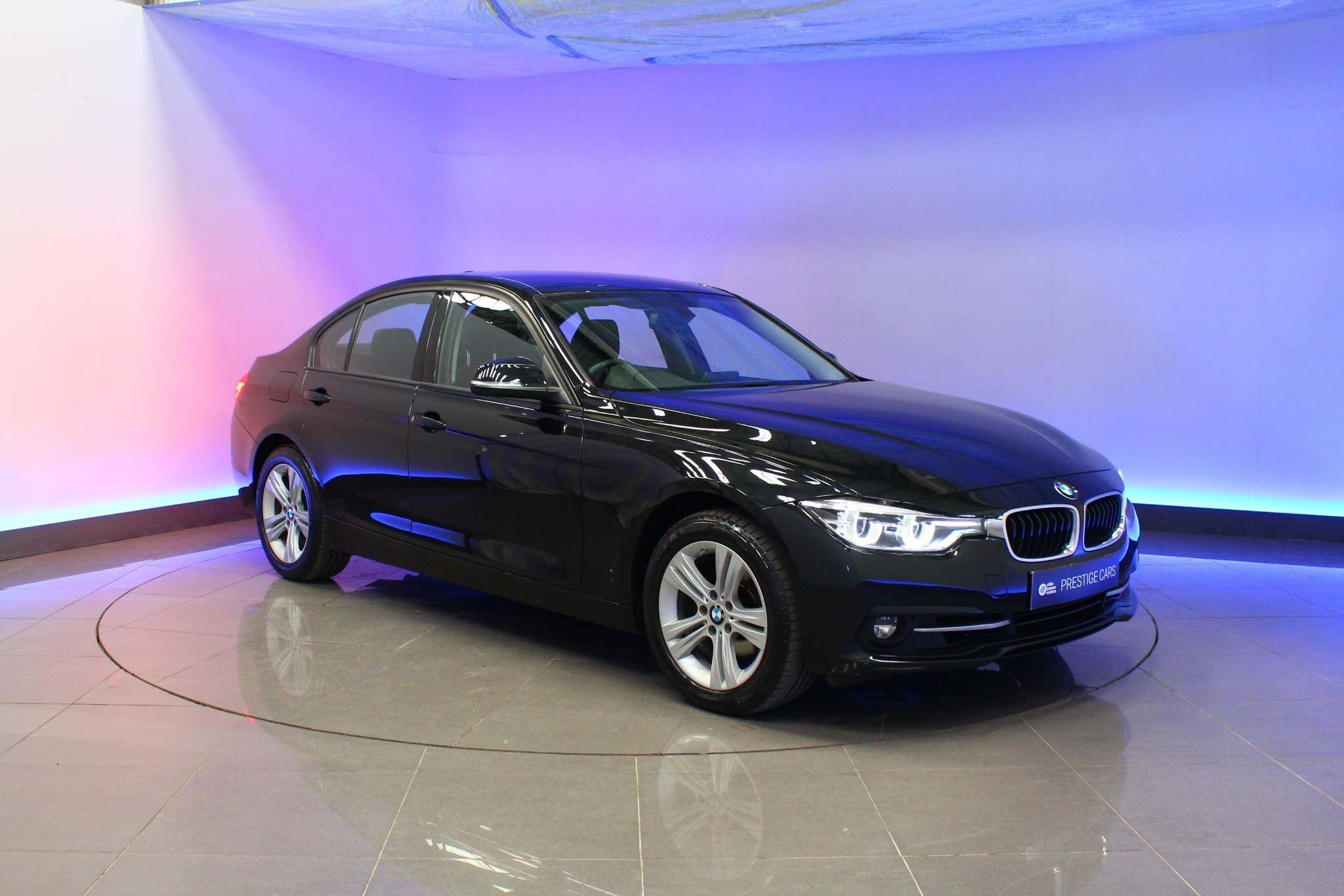 Used BMW 3 Series 2.0 320i Sport Auto (s/s) 4dr