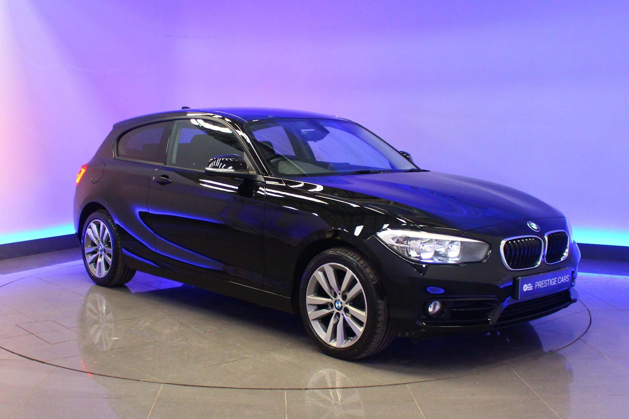 Used BMW 1 Series 1.5 118i Gpf Sport Sports Hatch (s/s) 3dr