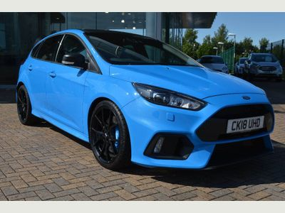 Ford Focus 2.3 EcoBoost RS AWD (s/s) 5dr RS Edition!! Upgrades