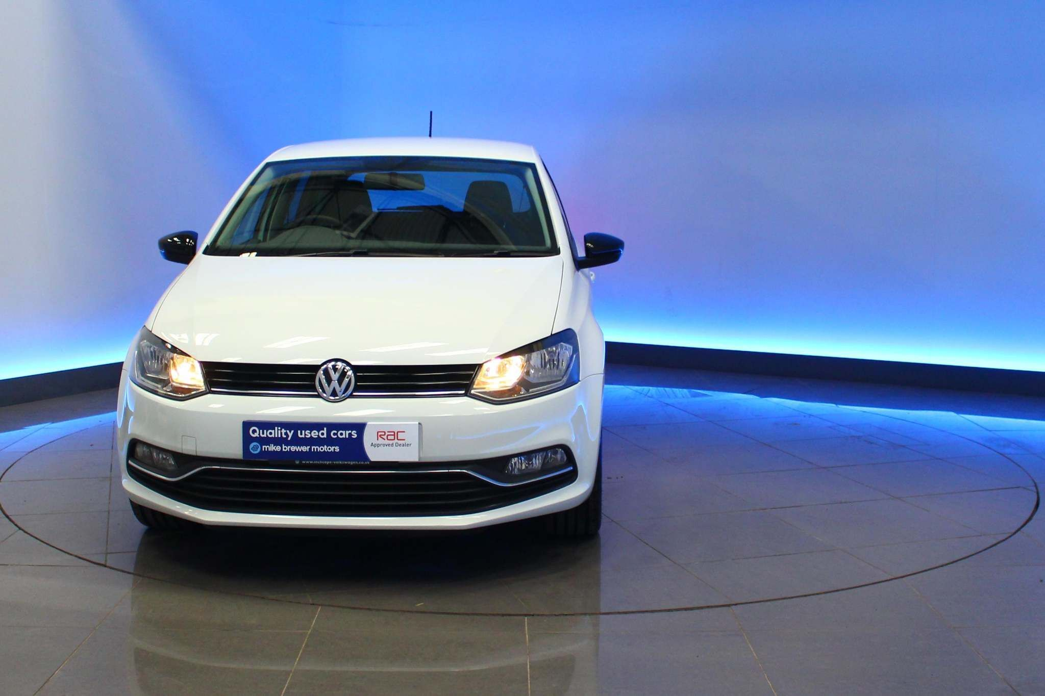 Used Volkswagen Polo 1.2 Tsi Bluemotion Tech Se Design (s/s) 5dr
