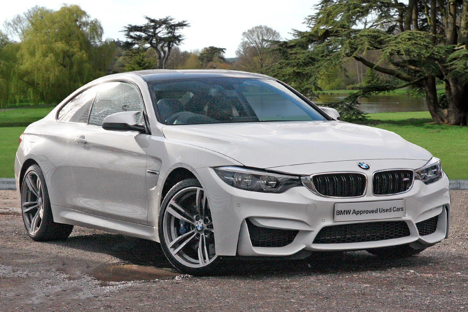 BMW M4 Series M4 Coupe 3.0 2dr Delivery Miles cost new £66K