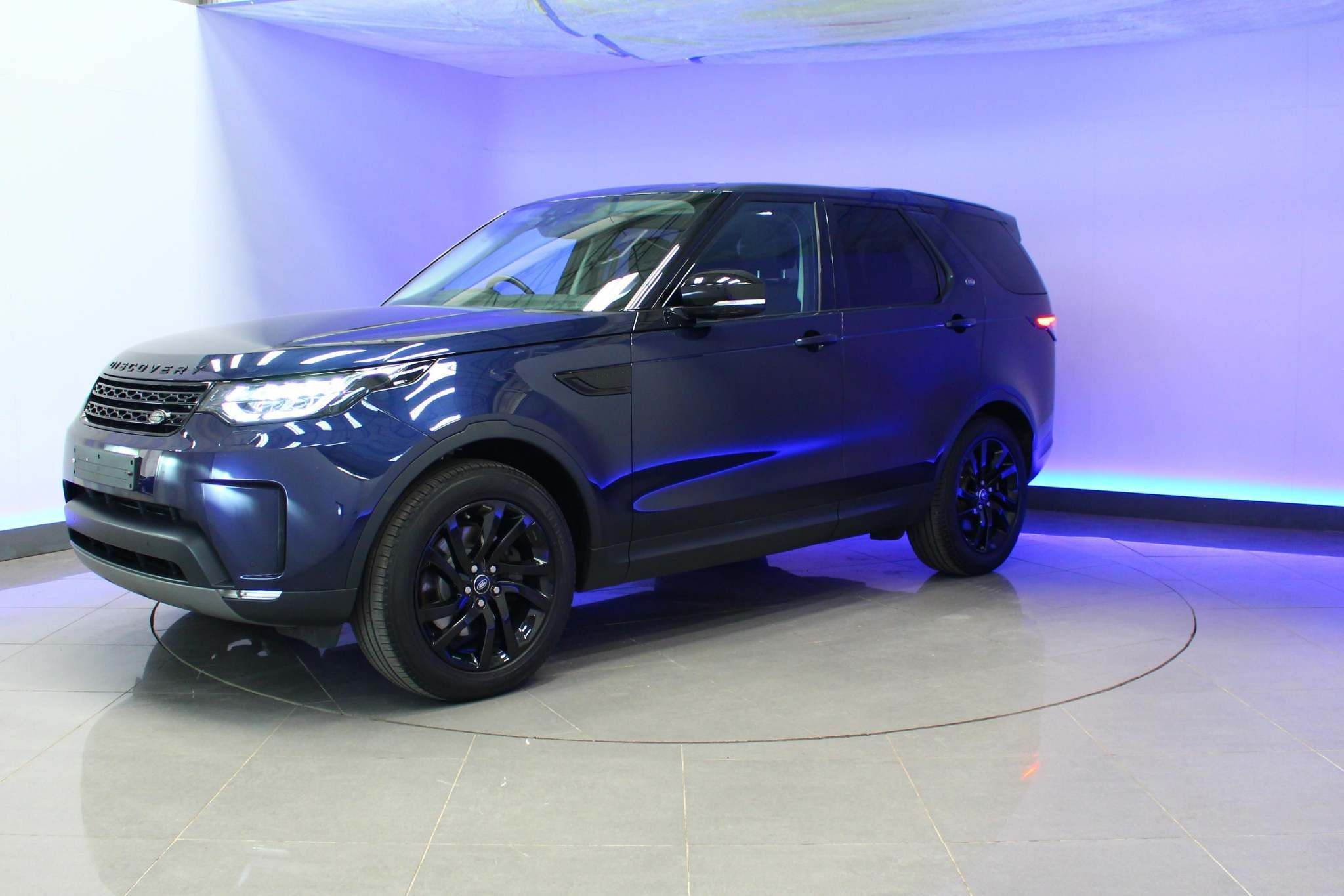 Used  Land Rover Discovery SE